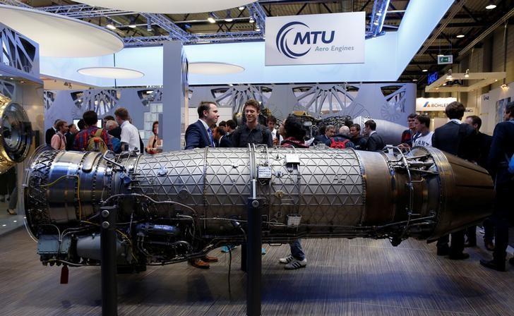 MTU Aero baut ein Drittel des Triebwerks für neuen Kampfflieger