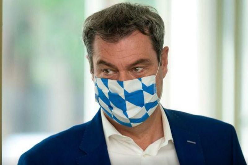 Unions-Kanzlerkandidat mahnt Söder zur Einheit und verteidigt Merz