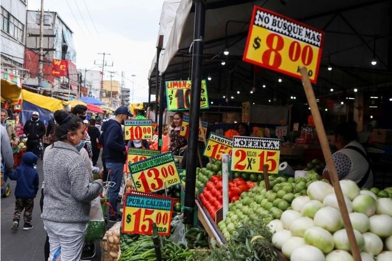Inflación en México sube 0.37% en la primera mitad julio; 5.75% anual