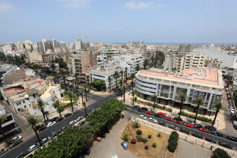 Marrocos - Ações fecharam o pregão em alta e o Índice Moroccan All Shares avançou 0,23%