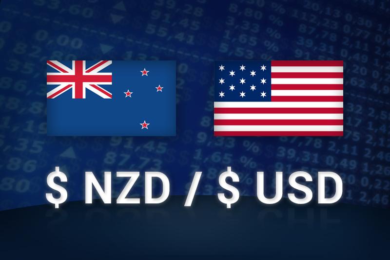 外国為替 - NZD/USD アジアのセッション中に 上昇