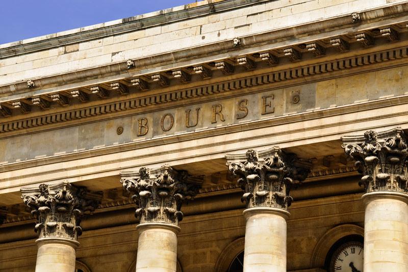 França - Ações fecharam o pregão em queda e o Índice CAC 40 recuou 1,30%