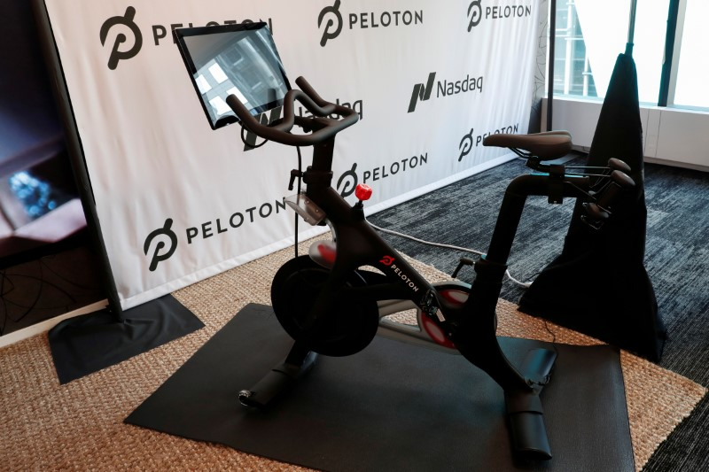 Peloton, Uber Fall Premarket; Hershey Rises