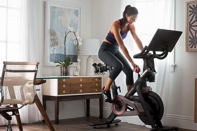 Peloton Gains On New Offering To Attract Corporate Customers