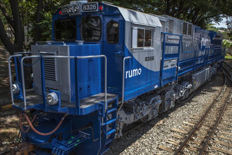 Rumo manifesta interesse na ferrovia estadual do MT