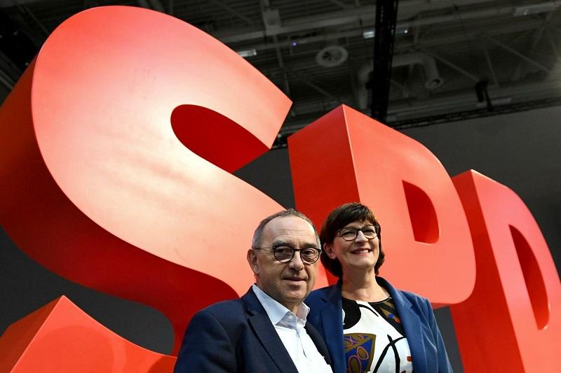 Klingbeil ruft SPD zur Aufholjagd auf