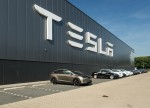 Tesla Steady Premarket on Likely Nod For German Factory, Shrugs off ARK Sales