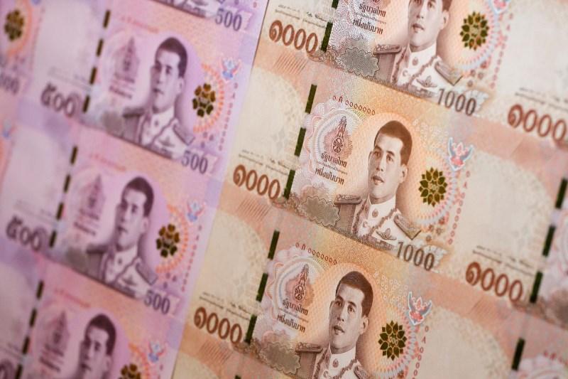 โควิดทำบาทร่วงแตะ 33.09 อ่อนค่าสุดในเอเชียกว่า 9%