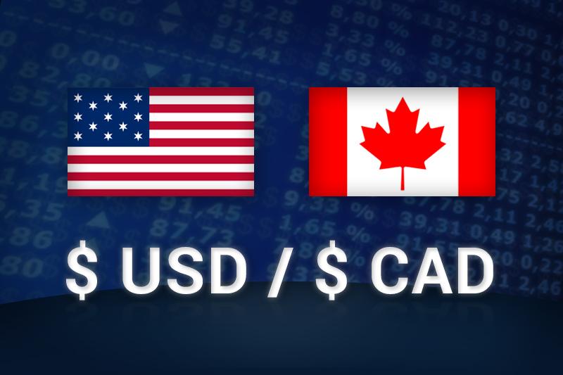Forex - USD/CAD atinge altas da sessão nas calmas negociações do feriado
