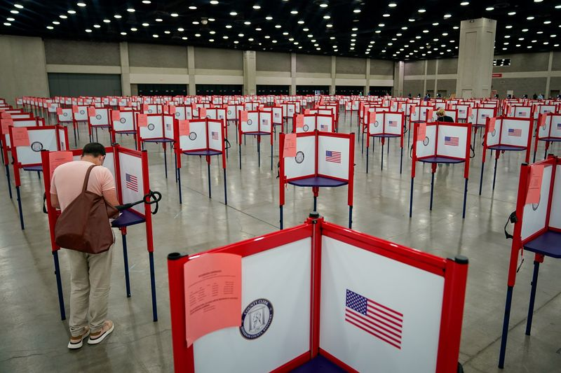 Election Cliffhanger, Boost for Pot, Ride-Hailers, PMIs - What's up in Markets