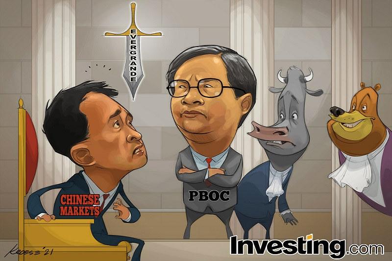 Weekly Comic: Evergrande - das Damoklesschwert über Chinas Wirtschaft