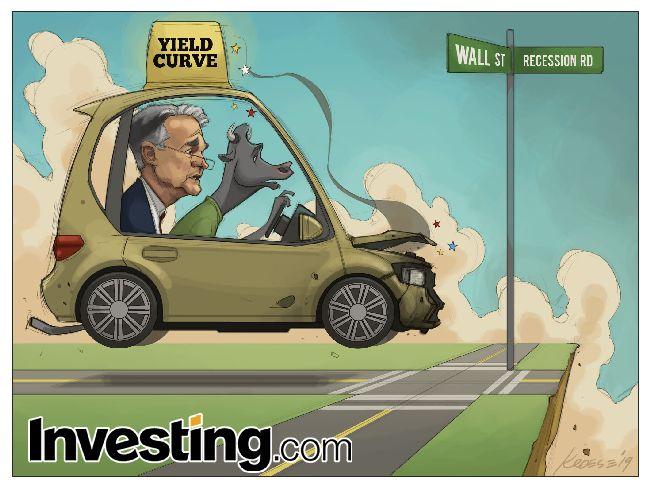 Пауэлл и ФРС вызвали опасения о рецессии в США
