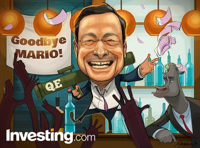 Addio Mario! Il vivace mandato di Draghi giunge al termine