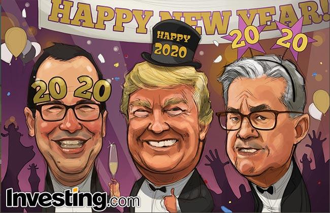 Investing.com wenst u een gelukkig 2020!
