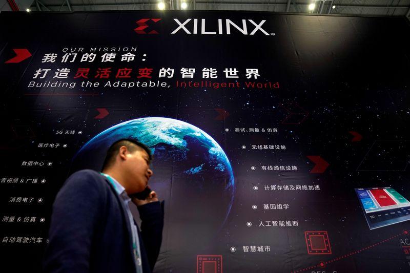 Xilinx winst en omzet hoger dan voorspeld