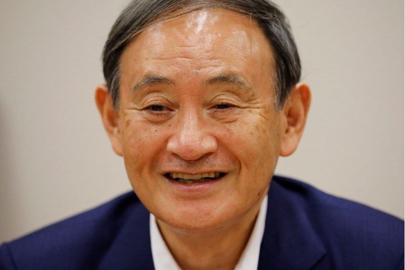 Japan Prime Minister Suga Won't Run for Party leader, NHK Says