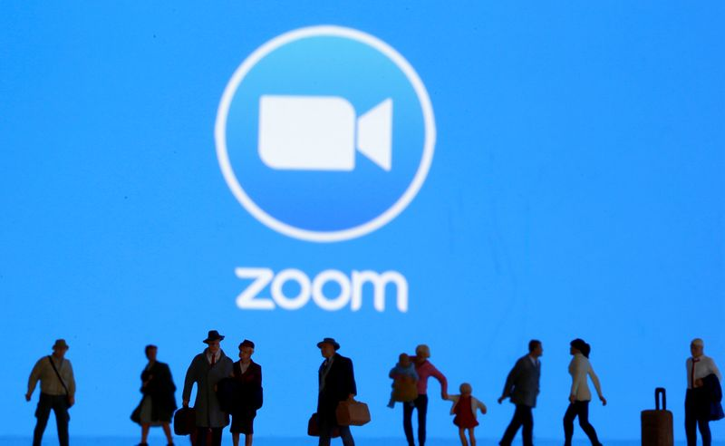 Zoom Gains On Raising Outlook After All-Round Show, WFH A Way Of Life