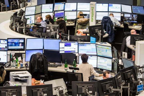 Фондовые биржи Европы открылись снижением перед публикацией индексов PMI еврозоны