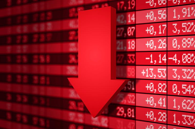 Mercados en rojo: El pánico al confinamiento total hunde los ánimos