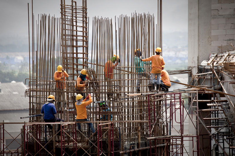 O índice de construção de novas casas do Japão 3,9% vs. estimativa de 8,4%