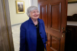 U.S. Treasury's Yellen says carbon pricing can work, with caveats