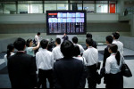 Asian shares down, set for worst month since March 2020