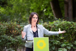 German Greens' chancellor candidate urges higher tariffs on Chinese imports