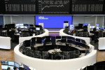 European shares rise on Evergrande relief, ahead of Fed meeting