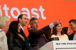 Restaurant-software maker Toast valued at nearly $33 billion as shares surge in debut