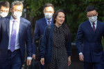 Huawei CFO strikes agreement with U.S. over fraud charges, allowing her to leave Canada