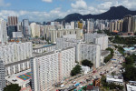 Hong Kong home prices revised to record high in July, edge lower in Aug