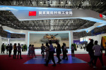 China vaunts air power, civil growth at Zhuhai show