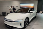 Lucid to start deliveries of electric cars with range exceeding Tesla's in October