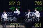 Asian stocks find footing but prevailing jitters keep dollar firm
