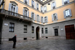 Mediobanca, top investor Del Vecchio reach truce on bylaws changes