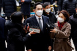 Samsung leader Lee pleads guilty to unlawful use of sedative
