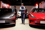 Tesla sold record 56,006 China-made vehicles in Sept - CPCA