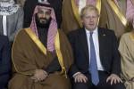Boris Johnson Urges Saudi Crown Prince to Make Net-Zero Pledge