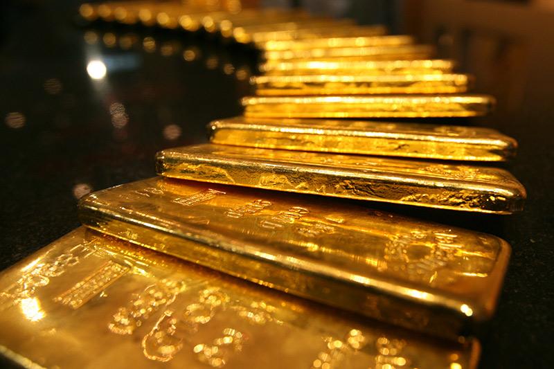 Altın Vadeli İşlemleri  düşüşte