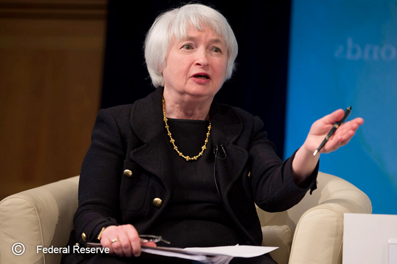 Yellen questioned on Fed's independence, transparency in tense hearing