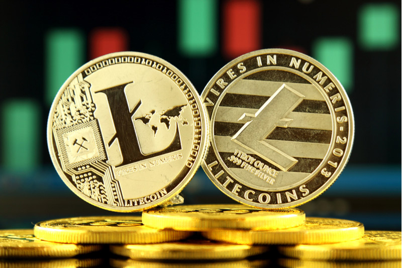 Litecoin Climbs 10% In Rally By Investing.com