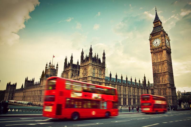 Рост ВВП Великобритании за первый квартал подтвержден на значении 1,2%