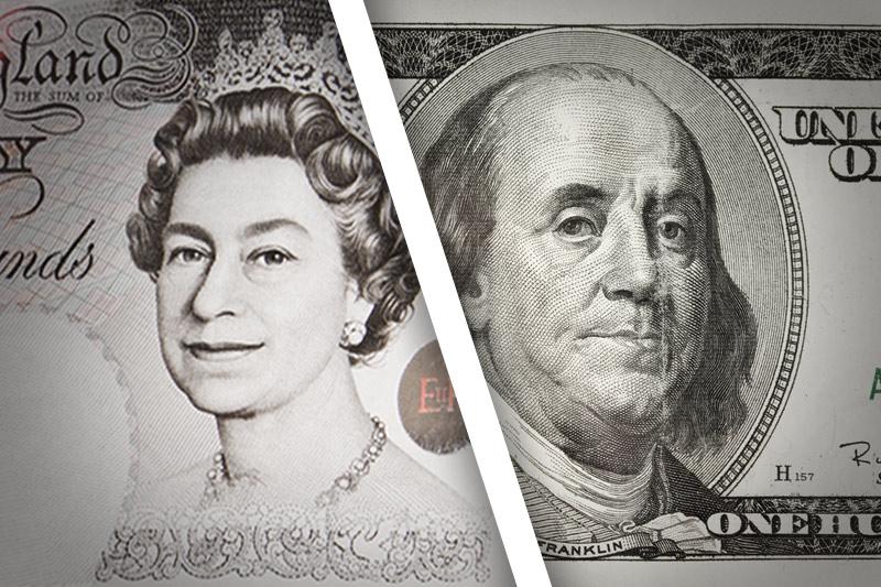 外国為替 - GBP/USD ヨーロッパのセッション中に 上昇
