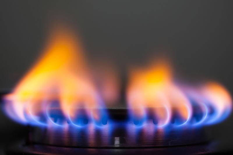 Futuros do gás natural em alta durante a sessão Europeia