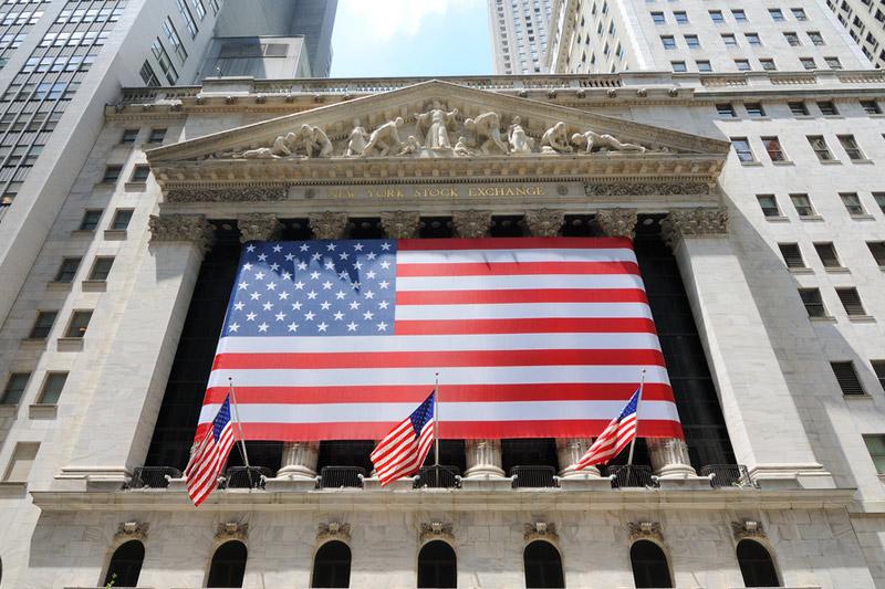 Уолл-стрит открылась ростом на фоне снижения опасений по инфляции