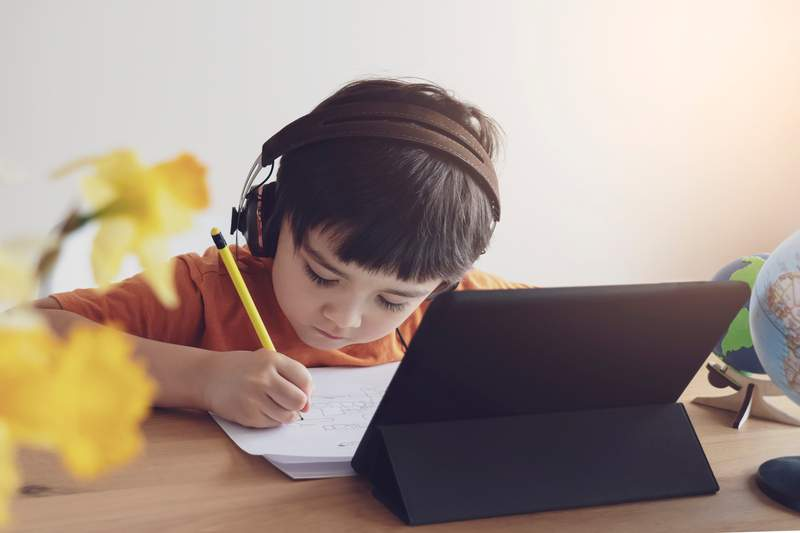 CEO Exclusive: K12 Set to Boom Amid Virtual Schooling as Covid Keeps Us Home