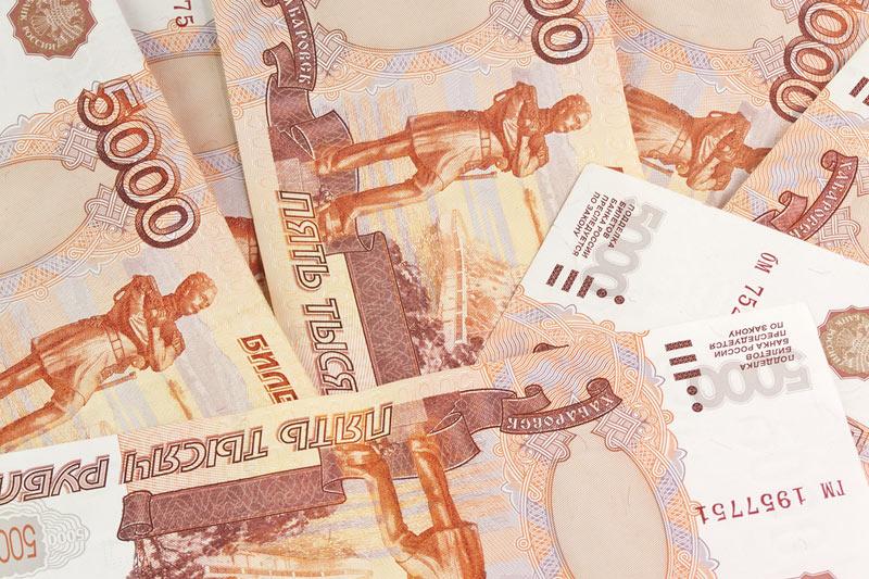 El rublo sube el 0,96 % ante el dólar y el 0,93 % frente al euro