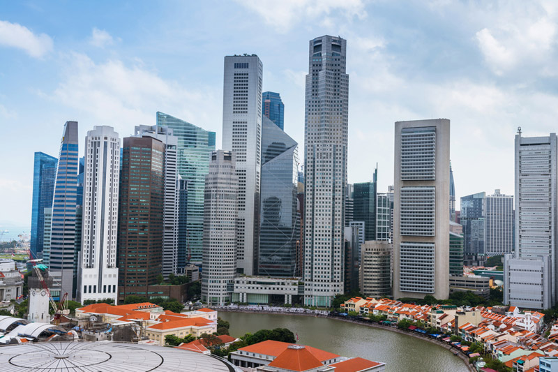 Shoppers' paradise lost? Singapore's malls suffer as locals, tourists curb spending