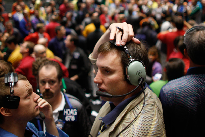 Australia shares higher at close of trade