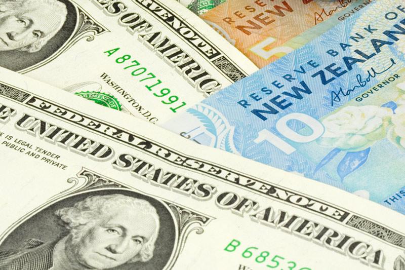 外国為替 - NZD/USD アジアのセッション中に 下落